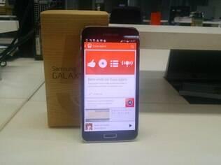 Galaxy S5 Duos é um dos aparelhos que fazem parte da promoção de seis meses de gratuidade no Google Play Música
