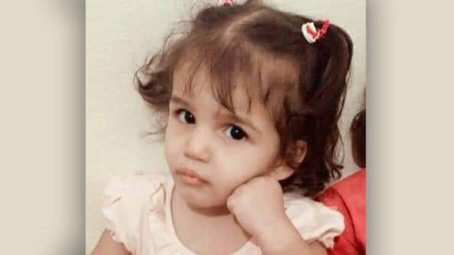 Rabiha Khaled Abdel Hamid, tinha somente três anos