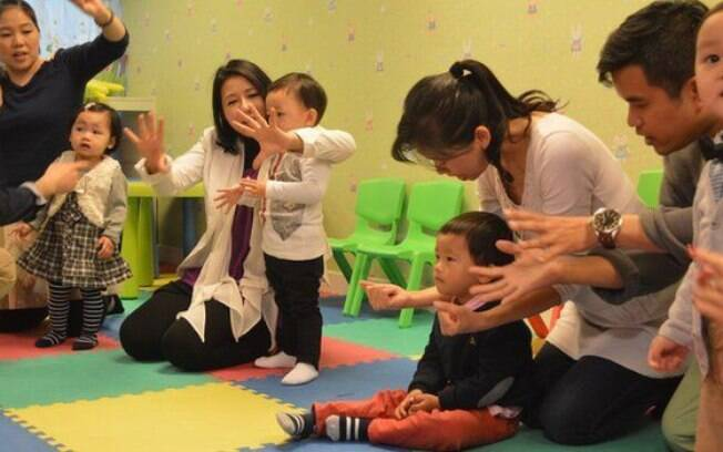 Avaliadores valorizam confiança de crianças a partir de um ano e dizem não gostar de respostas treinadas