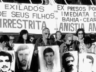 Militância. Maria Auxiliadora participou de movimentos pela anistia e contra a tortura no Brasil