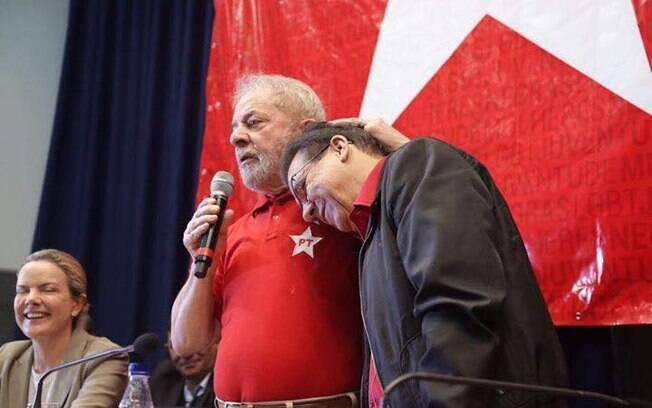 Com apoio de Lula, Luiz Marinho é o candidato do PT
