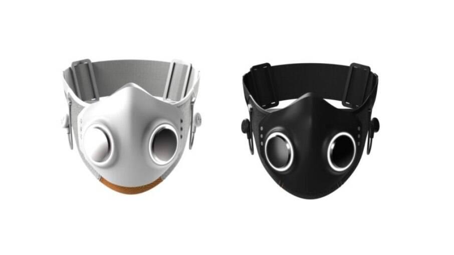 Máscara criada por Will.i.am