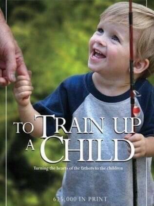 Livrarias britânicas já prometeram que não venderão mais cópias de 'To Train Up a Child'