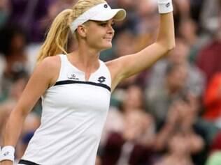 Com queda das favoritas, Radwanska se tornou candidata ao título em Wimbledon