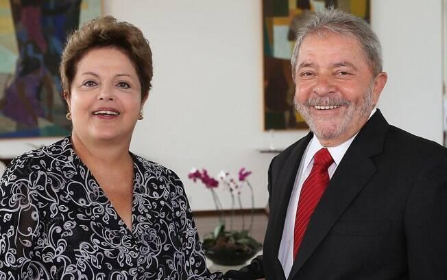 Dilma Rousseff e Lula citam