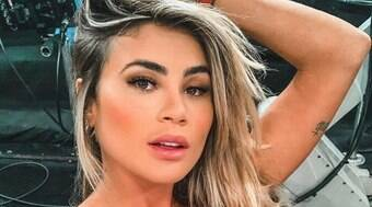 Bailarina do Faustão que foi presa vai denunciar polícia por abuso