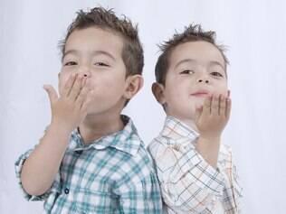 Os gêmeos Gustavo e Guilherme: famosos pela morte da formiguinha