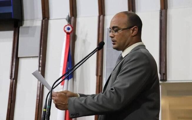 Deputado estadual Capitão Alden
