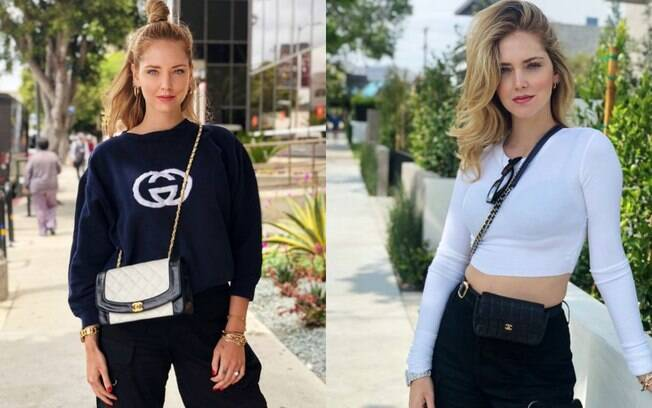 Essas mulheres sabem como uma boa roupa faz toda a diferença na hora de se vestir