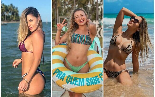 Os destinos favoritos dos famosos para aproveitar a estação mais quente do ano
