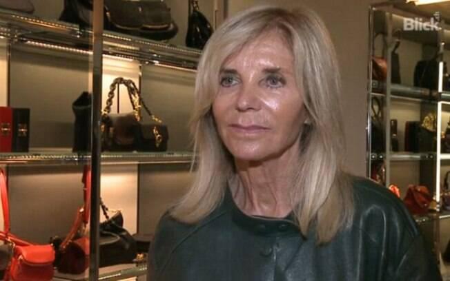 Trudie Gotz, dona da rede de luxo Trois Pommes, amenizou as acusações de racismo