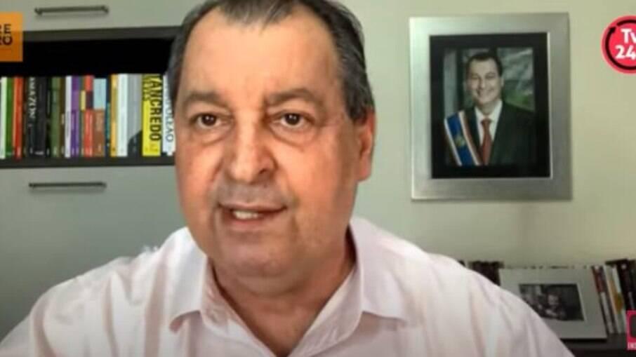 Omar Aziz (PSD-AM) confirmou que o governo federal teve culpa na situação atual da pandemia no Brasil