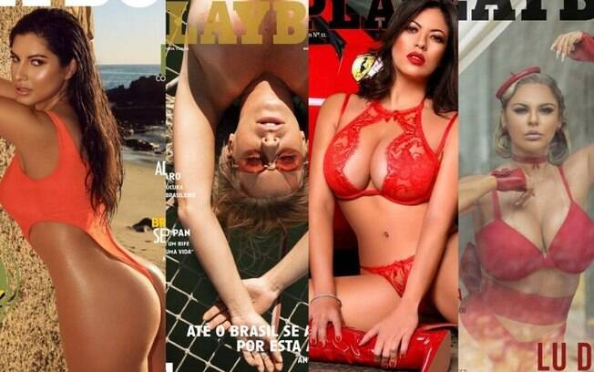 A busca por revistas impressas da Playboy aumentou