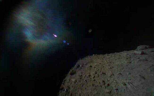 Agência Japonesa de Exploração Espacial (JAXA) conseguiu pousar duas sondas para estudar asteroide Ryugu na sexta