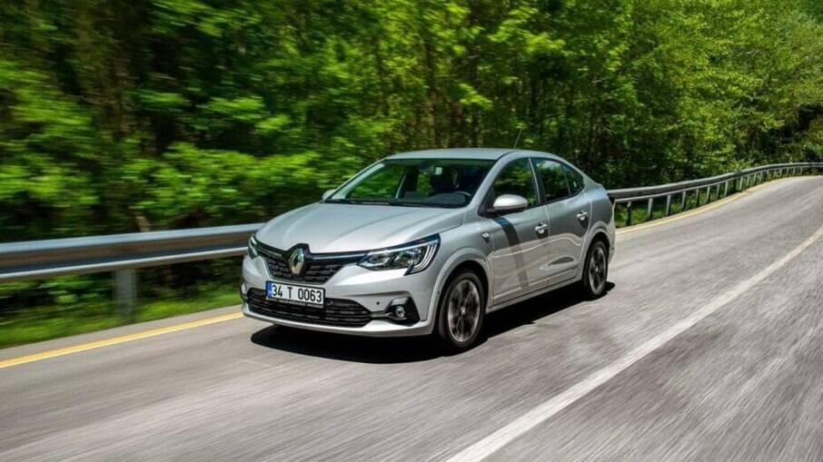 Renault Taliant: novo sedã com desenho arrojado deixa para trás a simplicidade do Logan que ainda é vendido no Brasil