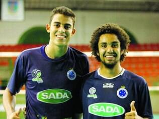 Funec.   Leozinho e Fernando Cachopa são destaques da equipe