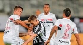Aposte em Atlético-MG x São Paulo