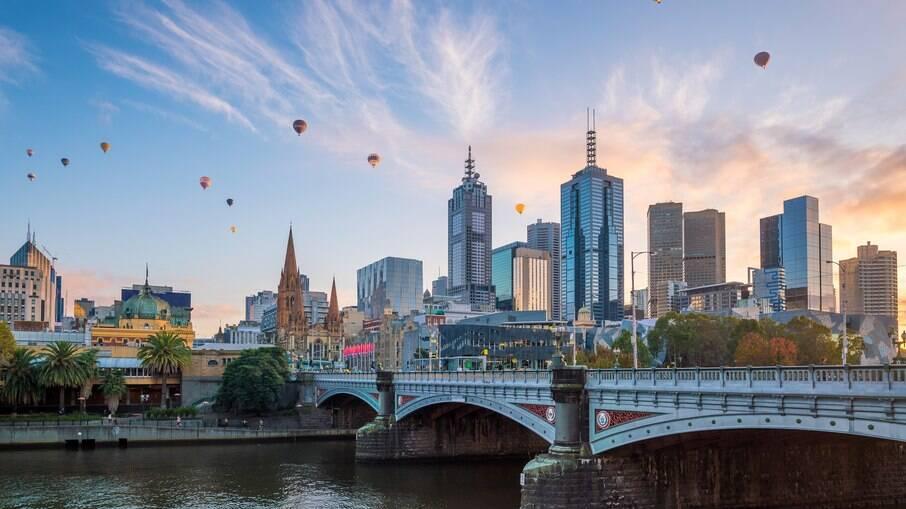 Melbourne vai te encantar, seja com a vida noturna, seja com a pura e simples experiência cultural que proporciona