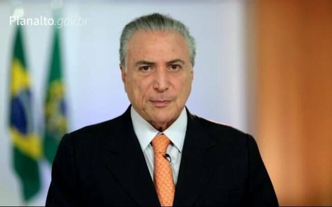 Michel Temer disse que além de gerar empregos e movimentar a economia, o setor agropecuário gera otimismo no País