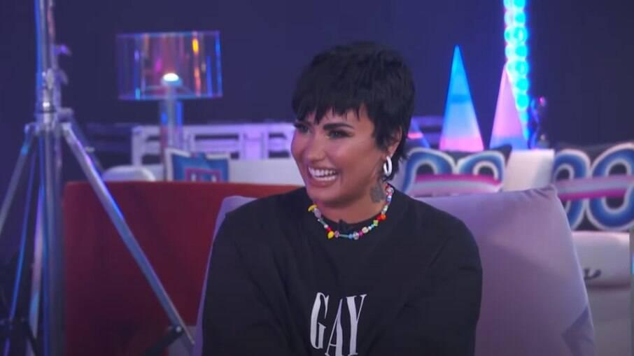 Demi Lovato se assume como pessoa não-binária