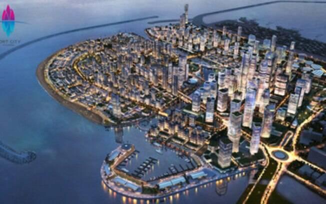 Port City Colombo se tornará uma porta de entrada para o sul da Ásia