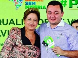 Predileto. Dilma entregando unidades do Minha Casa, Minha Vida no Ceará: roteiro intensificado