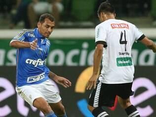 Palmeiras perde em casa e é xingado