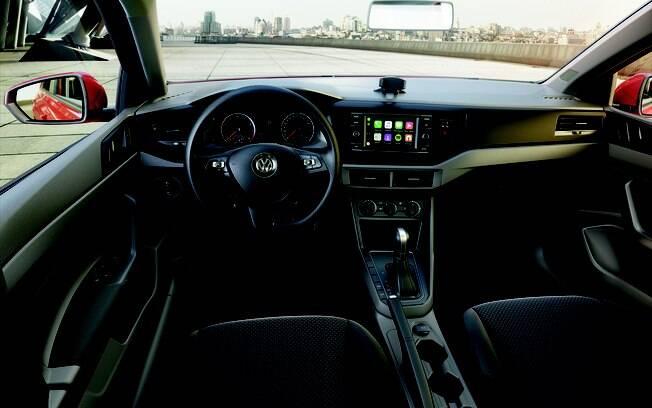 Equipamentos foram mantidos nas versões para PcD VW Polo Sense e Virtus Sense,  dois modelos de carro para PCD