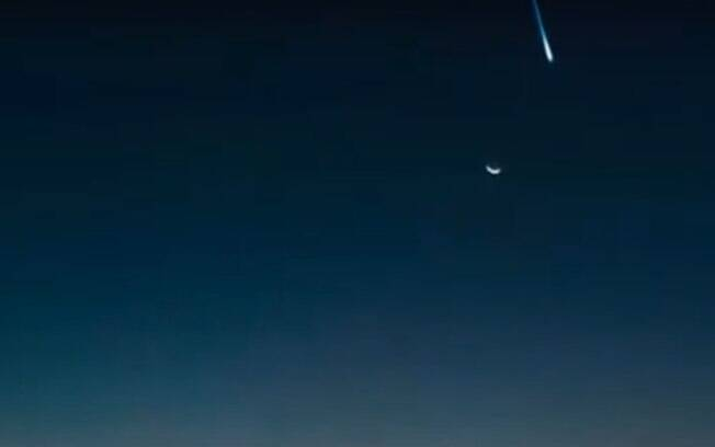 Meteoro em Goiânia