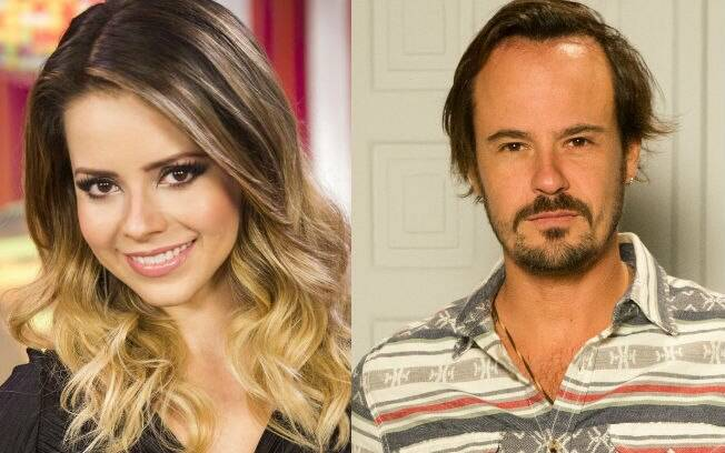 Casais famosos esquecidos: Sandy e Paulinho Vilhena