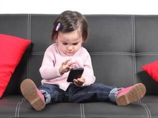 Estudo reafirma os dispositivos móveis como uma das principais ferramentas de entretenimento das crianças em casa