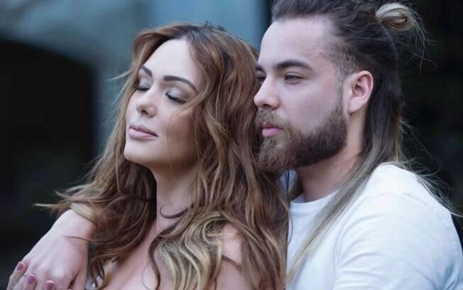 Tania Mara e Ignácio Luz