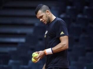 Tsonga ocupa a 12ª posição do ranking da ATP