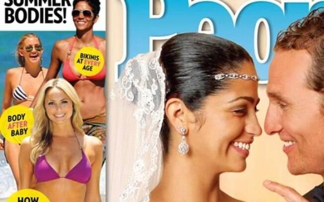 Camila Alves escolheu um acessório para protagonizar o look