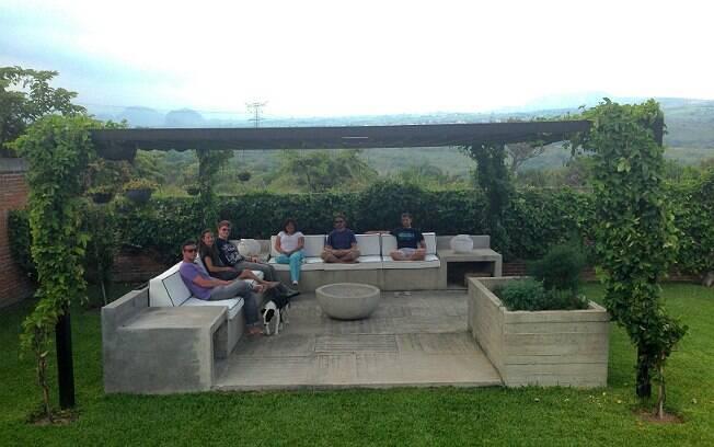 Retiro dos CEOs da Mandalah ao redor do mundo na cidade de Tlayacapan, no México, na semana passada