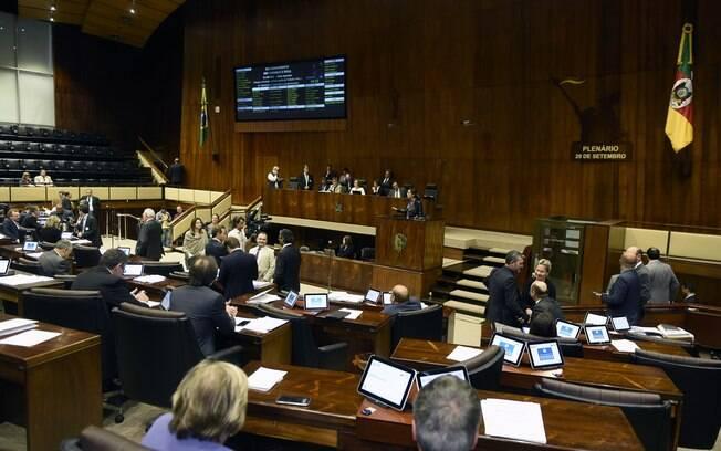 O que o deputado estadual faz? Veja as atribuições dos membros das Assembleias Legislativas (foto do Rio Grande do Sul)