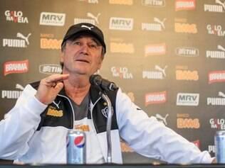 Levir Culpi acredita que o Atlético tem muita a crescer na temporada 2014