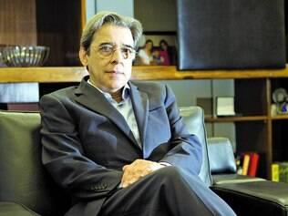 Vivência. O presidente da Cemig, Mauro Borges, acredita que em momentos de crise, inicia-se uma nova safra de capital mais produtiva