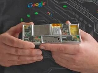Google agora é responsável pelo Projeto Ara