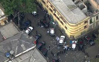 Operação cumpre 20 mandados de prisão na região da Cracolândia, em São Paulo