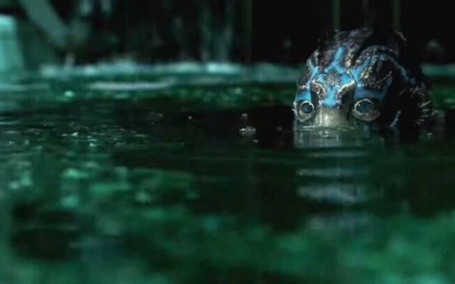 Além de somar 13 indicações ao Oscar, 'A Forma da Água
