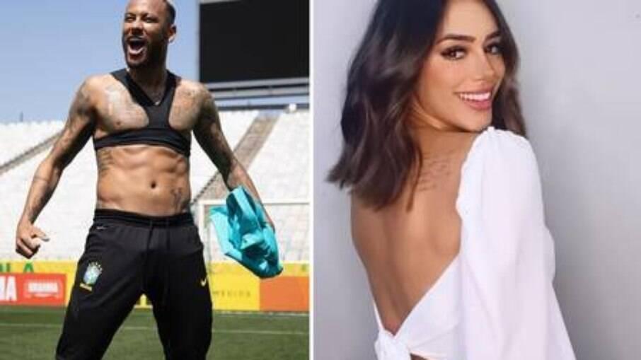 Neymar e Bruna Biancardi