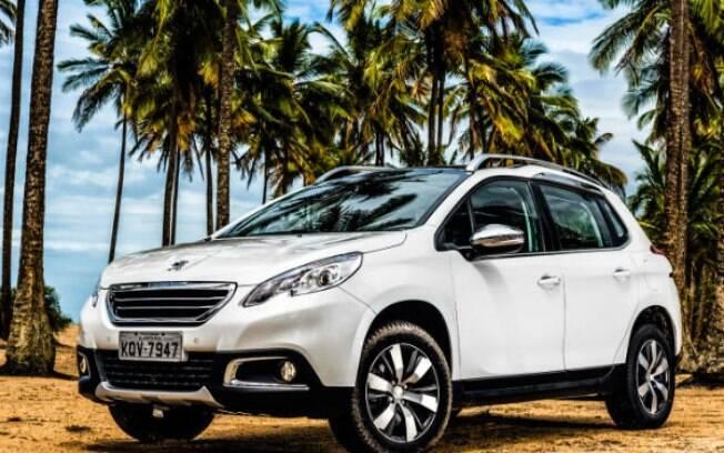 Quando equipado com o motor 1.6 turbo, o Peugeot 2008 torna-se um ótimo SUV para dirigir e com um bom nível de consumo.