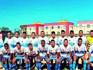 Recanto Azul.   Equipe estreia na segunda fase contra o Santa Luzia