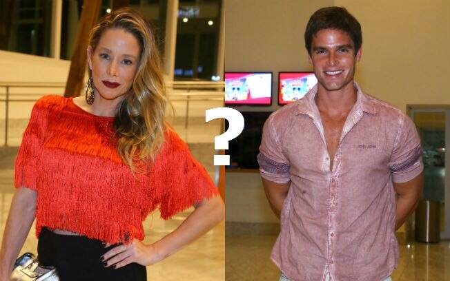 Danielle Winitis e Jonatas Faro não se cumprimentam em estreia de musical no Rio