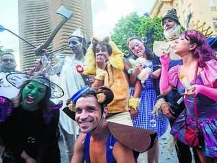 Belo Horizonte. São esperadas 1,5 milhão de pessoas, no que pode ser o maior Carnaval da história da cidade