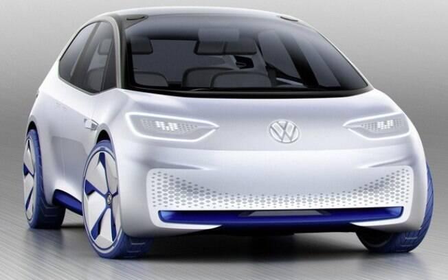 ID hatchback: hatch compacto que a Volkswagen espera que tenha sucesso parecido com o do Fusca