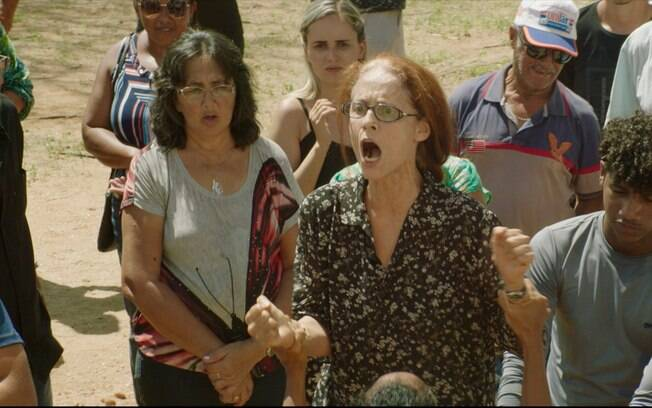 Sonia Braga, como Domingas no filme