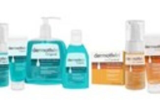 Conheça toda a linha de higienizadores Dermotivin® e entenda a importância de escolher o sabonete facial ideal para o seu tipo de pele