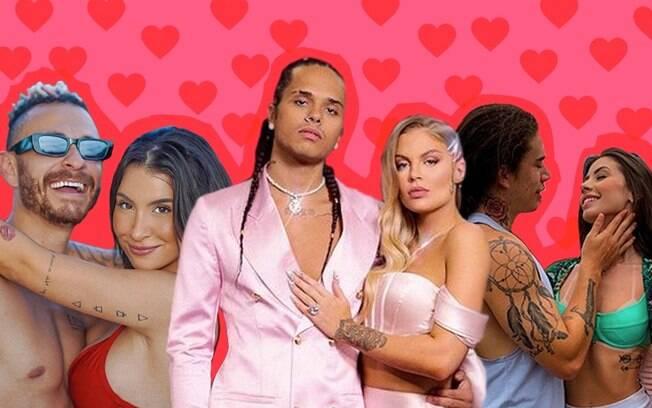 Relembre famosos que começaram a namorar em 2020